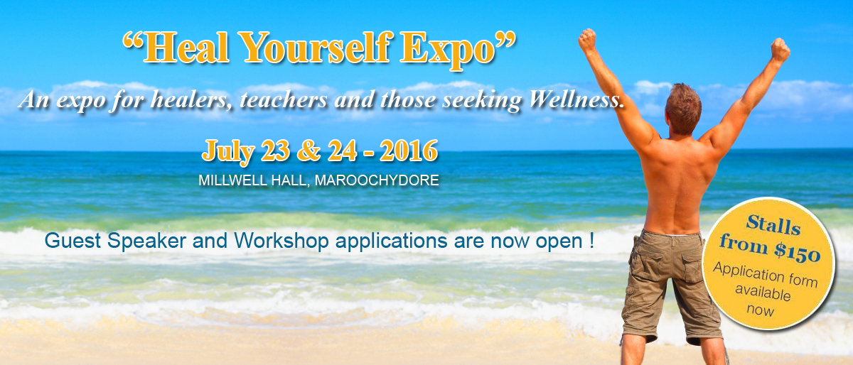 Permalink to: Welcome to the Heal Yourself Expo 2016