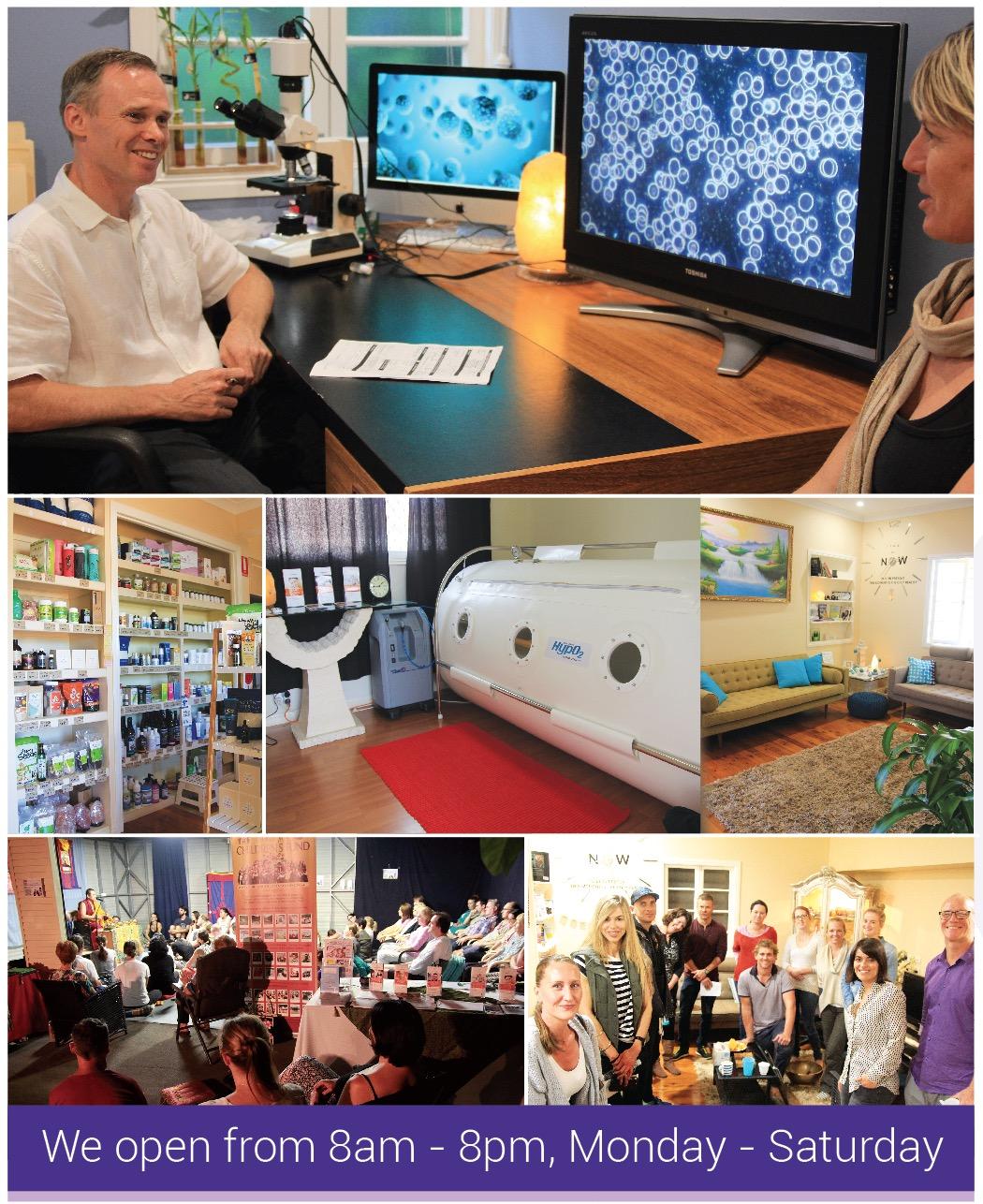 Quantum Healing Centre – Chermside